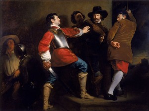 Henry Perronet Briggs, The Discovery of the Gunpowder Plot