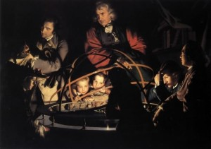 Joseph Wright of Derby, The Orrery